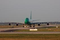 Frankfurt (FRA/EDDF) Rhein-Main Int'l Airport